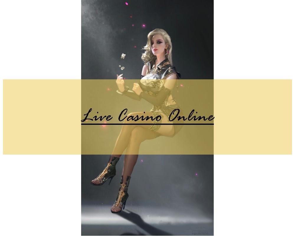 Judi Live Casino Online Terpercaya